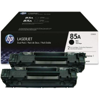 Hewlett Packard HP CE285D ( HP 85A Twin Pack ) Laser Cartridges