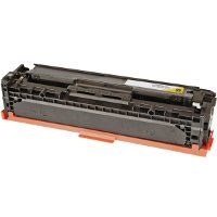 Compatible HP HP 128A Yellow ( CE322A ) Yellow Laser Cartridge