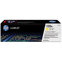 Hewlett Packard HP CE322A ( HP 128A Yellow ) Laser Cartridge
