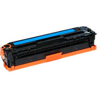 Compatible HP HP 651A Cyan ( CE341A ) Cyan Laser Cartridge
