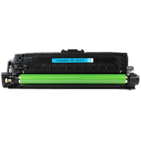Hewlett Packard HP CE401A ( HP 507A Cyan ) Compatible Laser Cartridge