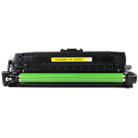 Hewlett Packard HP CE402A ( HP 507A Yellow ) Compatible Laser Cartridge