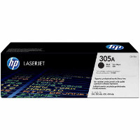 Hewlett Packard HP CE410A ( HP 305A Black ) Laser Cartridge
