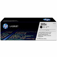 Hewlett Packard HP CE410X ( HP 305X Black ) Laser Cartridge