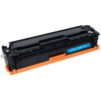 Hewlett Packard HP CE411A ( HP 305A Cyan ) Compatible Laser Cartridge