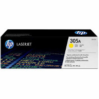 Hewlett Packard HP CE412A ( HP 305A Yellow ) Laser Cartridge