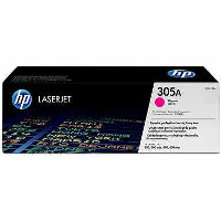 Hewlett Packard HP CE413A ( HP 305A Magenta ) Laser Cartridge