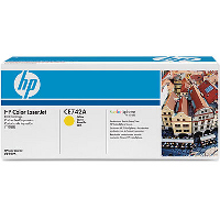 Hewlett Packard HP CR742A ( HP 307A Yellow ) Laser Cartridge