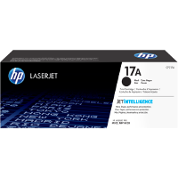 OEM HP HP 17A ( CF217A ) Black Laser Cartridge