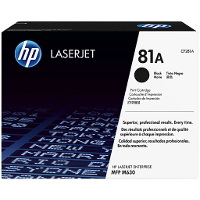 Hewlett Packard HP CF281A ( HP 81A ) Laser Cartridge