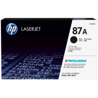 Hewlett Packard HP CF287A / HP 87A Laser Cartridge