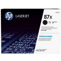 OEM HP HP 87X ( CF287X ) Black Laser Cartridge