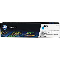 Hewlett Packard HP CF351A ( HP 130A Cyan ) Laser Cartridge