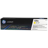 Hewlett Packard HP CF352A ( HP 130A Yellow ) Laser Cartridge