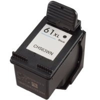 Remanufactured HP HP 61XL Black ( CH563WN ) Black Discount Ink Cartridge