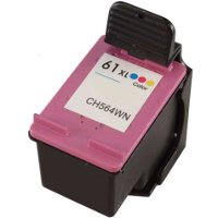 Remanufactured HP HP 61XL Color ( CH564WN ) Multicolor Discount Ink Cartridge