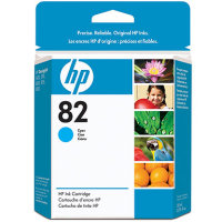 Hewlett Packard HP CH566A ( HP 82 Cyan ) Discount Ink Cartridge