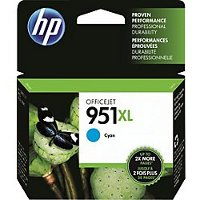 Hewlett Packard HP CN046AN ( HP 951XL Cyan ) Discount Ink Cartridge