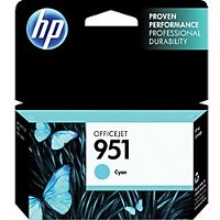 Hewlett Packard HP CN050AN ( HP 951 Cyan ) Discount Ink Cartridge