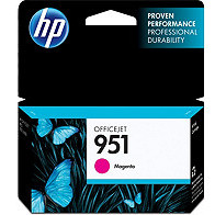 Hewlett Packard HP CN051AN ( HP 951 Magenta ) Discount Ink Cartridge