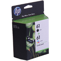 Hewlett Packard HP CR259FN ( HP 61 ) Discount Ink Cartridge Combo Pack