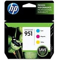 Hewlett Packard HP CR314FN ( HP 951 ) Discount Ink Cartridge Value Pack