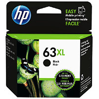 Hewlett Packard HP F6U64AN / HP 63XL Black Discount Ink Cartridge