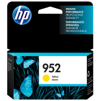 Hewlett Packard HP L0S55AN / HP 952 Yellow Discount Ink Cartridge