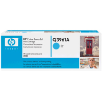 Hewlett Packard HP Q3961A Cyan Smart Print Laser Cartridge