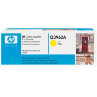 Hewlett Packard HP Q3962A Yellow Smart Print Laser Cartridge