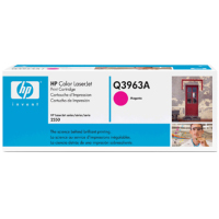 Hewlett Packard HP Q3963A Magenta Smart Print Laser Cartridge