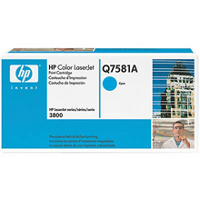 Hewlett Packard HP Q7581A Laser Cartridge