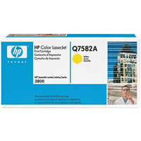 Hewlett Packard HP Q7582A Laser Cartridge