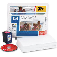 Hewlett Packard HP Q7926AN ( HP 57 Photo Value Pack ) Discount Ink Cartridge Value Pack