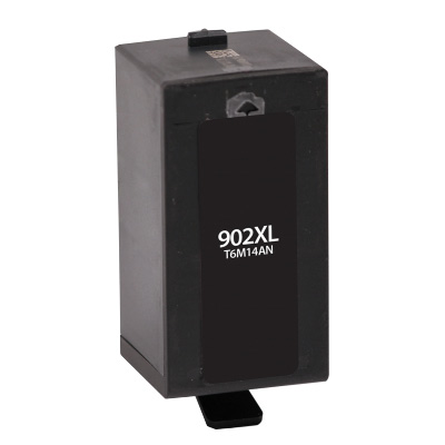 Remanufactured HP HP 902XL ( T6M14AN ) Black Discount Ink Cartridge
