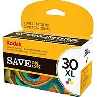 Kodak 1341080 ( Kodak #30XL Color ) Discount Ink Cartridge