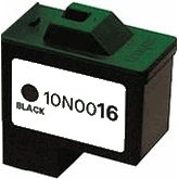 Lexmark 10N0016 ( Lexmark #16 ) Remanufactured Discount Ink Cartridge