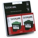 Lexmark 10N0202 ( Lexmark Twin-Pack #16, #26 ) Discount Ink Cartridges