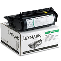 Lexmrark 12A0825 Black PREBATE Laser Cartridge