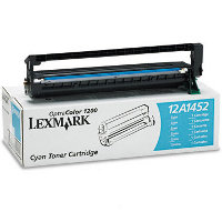 Lexmark 12A1452 Cyan Laser Cartridge