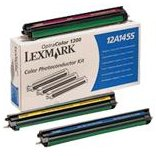 Lexmark 12A1455 Laser Photoconductor Set