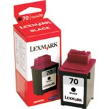 Lexmark 12A1970 ( Lexmark #70 ) Black Discount Ink Cartridge