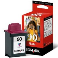 Lexmark 12A1990 ( Lexmark #90 ) Photo Discount Ink Cartridge