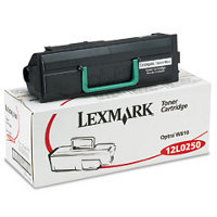 Lexmark 12L0250 Black Laser Cartridge