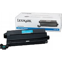 Lexmark 12N0768 Cyan Laser Cartridge