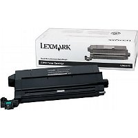 Lexmark 12N0771 Black  Laser Cartridge (includes Oil Coating Roller)