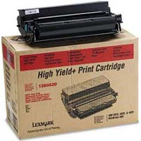 Lexmark 1380520 High Capacity Black laser Cartridge