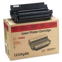 Lexmark 1380950 Black laser Cartridge
