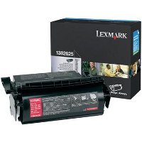 Lexmark 1382625 Black Laser Cartridge