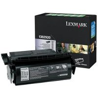 Lexmark 1382920 Black Laser Cartridge - PREBATE Discount